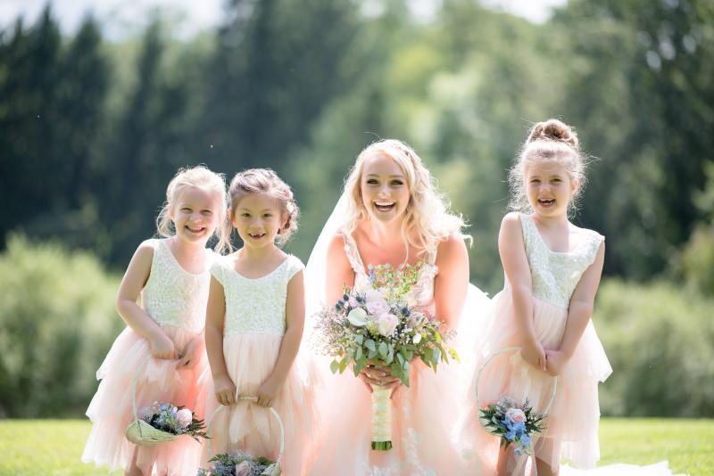 Jayden Nicole Enterprise - Bridesmaids, Mothers & Flower Girls